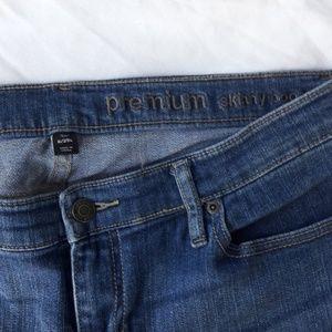 GAP - Premium Skinny Bootcut Jeans